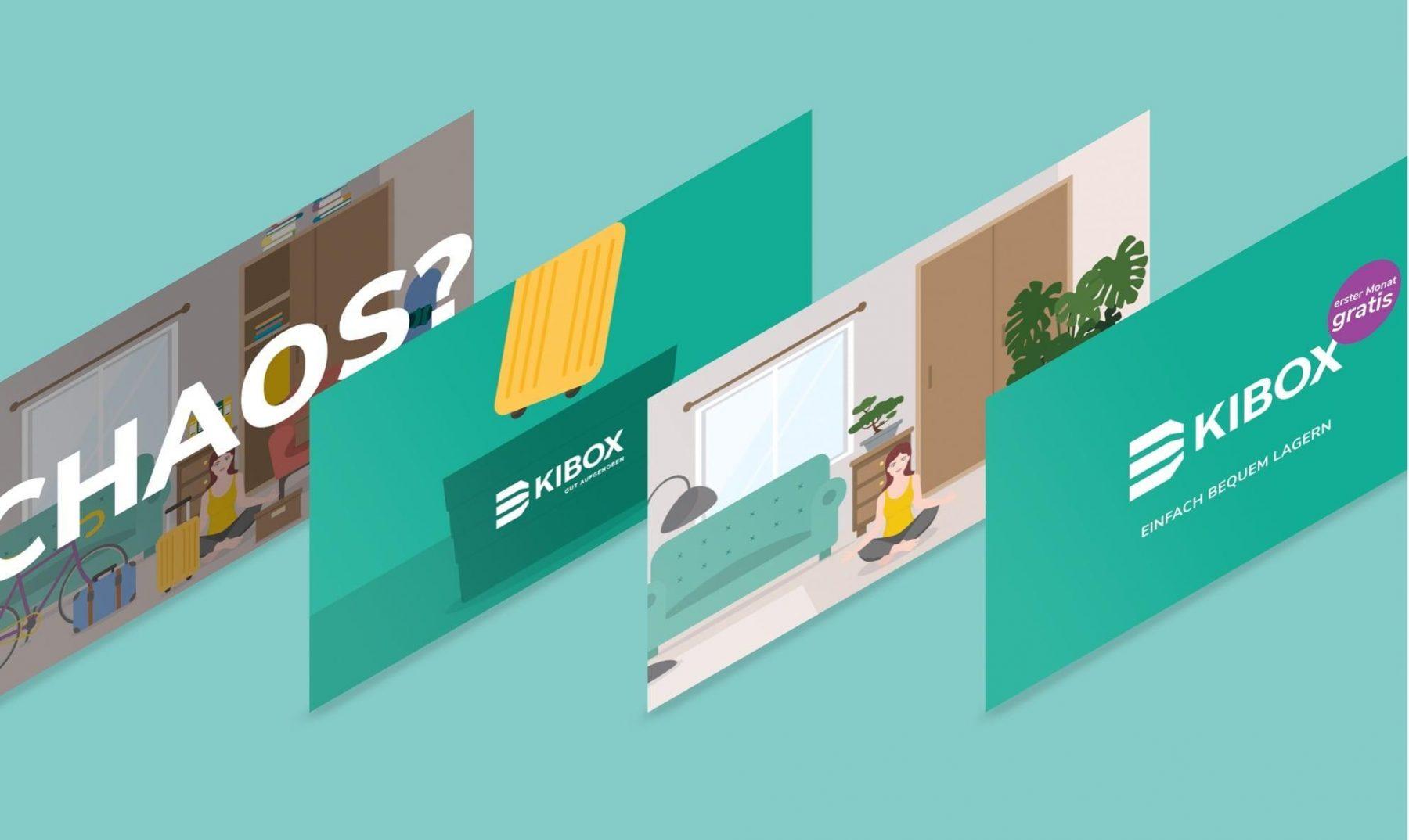 Kibox banners